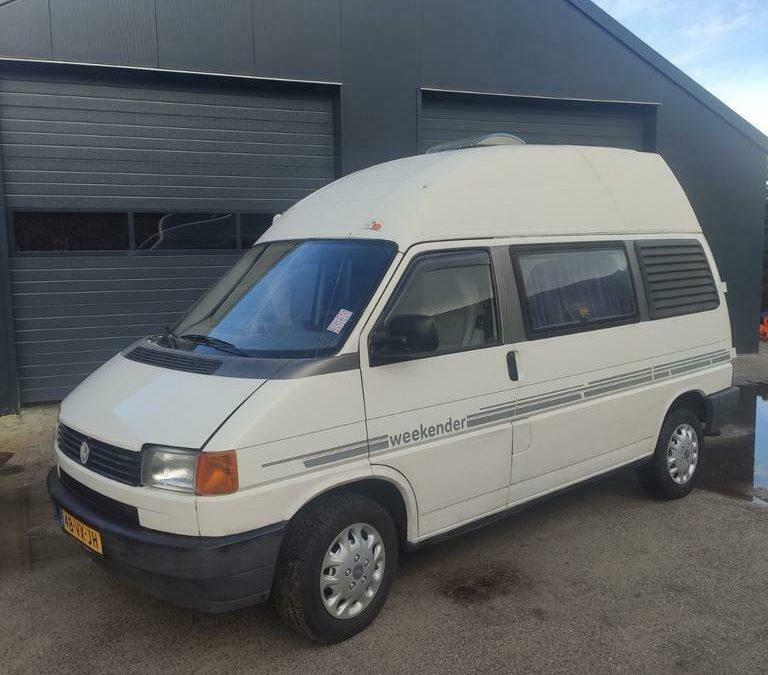 VW T4 – 1994 – Verkocht